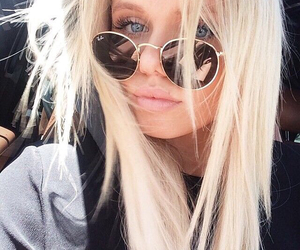 girl, blonde, and alli simpson image