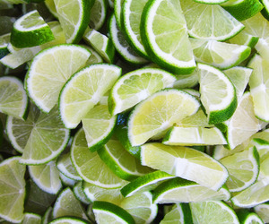 green, lime, and food image