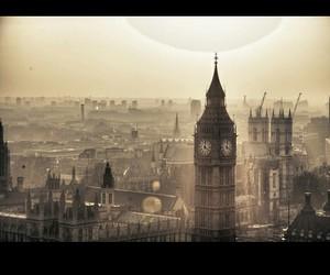 Big Ben, london, and love image