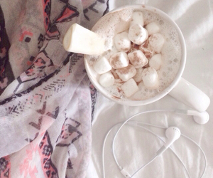 cocoa, cozy, and music image