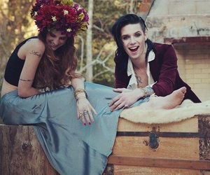 andy biersack, couple, and Relationship image