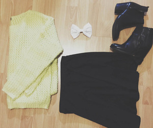 cute, outfit, and pretty image