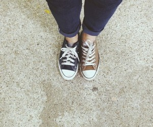 converse, fashion, and indie image