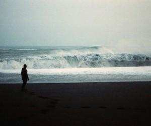 sea, beautiful, and nature image