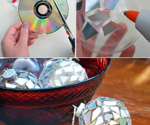 diy, ideas, and cd image