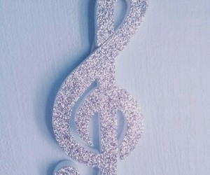 feelings, silver, and sparkles image