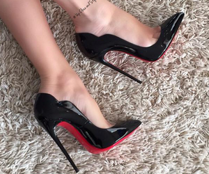 shoes, women shoes, and ladies shoes image