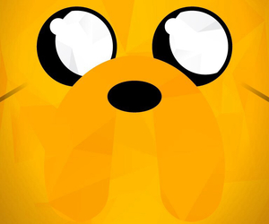 JAKe and adventure time image