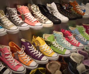 colour and converse image
