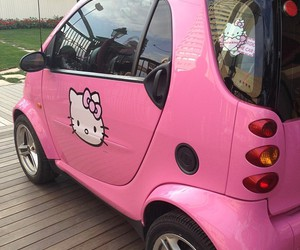 car, girlish, and girly image