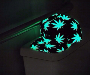 huf, weed, and cap image
