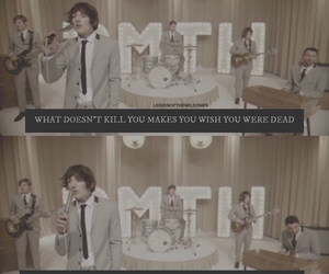 bands, bmth, and fave image