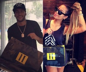 rafaella and neymar jr image