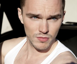 nicholas hoult, blue, and boy image