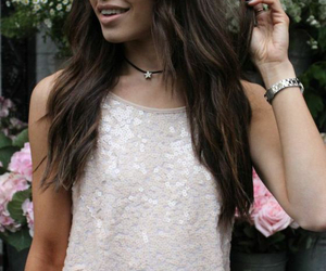 fashion, danielle peazer, and hair image