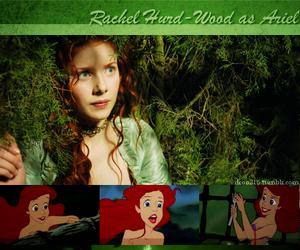 ariel, disney, and little mermaid image