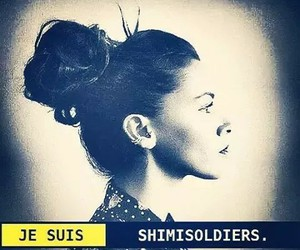 shy'm and shimisoldiers image