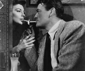 ava gardner and gregory peck image
