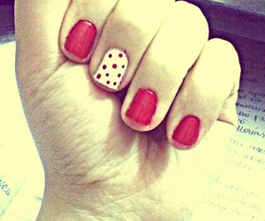 nails, star, and red image