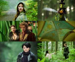 green and ouat image