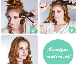 hairstyle, fashion, and tutorial image