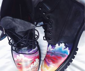art and boots image
