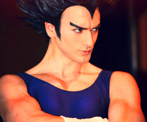 cosplay, dbz, and dragon ball z image