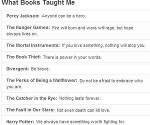 books, percy jackson, and the fault in our stars image