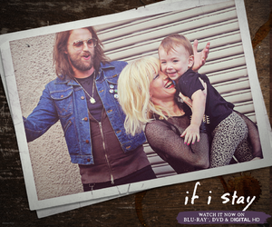 family and if i stay image