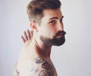 boy, tattoo, and grunge image