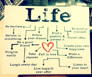 flow chart, friendship, and inspirational image