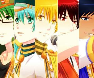 anime, crossover, and uta no prince-sama image