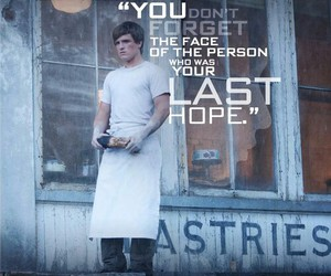 peeta, the hunger games, and hunger games image
