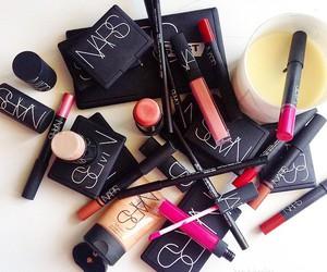 beauty, cosmetics, and make up image
