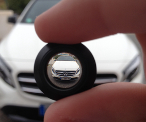 car, gla, and luxe image