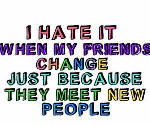 friends and change image