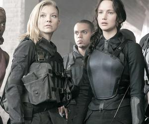 katniss everdeen, mockingjay, and cressida image