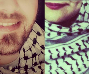 beauty, palestine, and love image