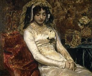 1882, bride, and antonio munoz degrain image