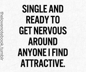 single and funny image