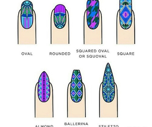 Nagel, nails, and formen image