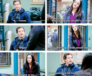 quotes, jake peralta, and brooklyn 99 image
