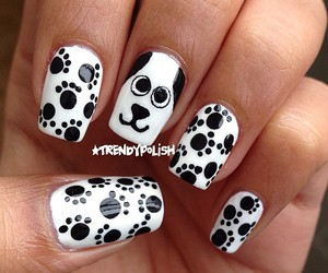 dogs and nails image