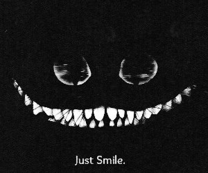 smile, cat, and black image