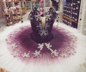 ballet, dress, and tutu image