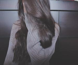 black, hair, and indie image