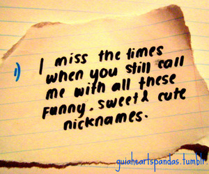 quote, miss, and nicknames image