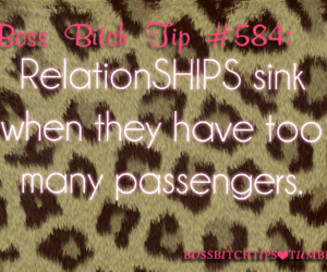 bitch, relationships, and true image