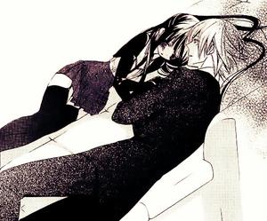 anime, shojo, and youko x boku ss image