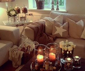 cozy, lovely, and romantic image